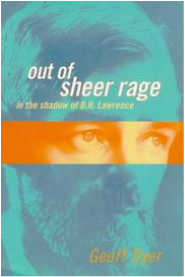 book cover of Out of Sheer Rage