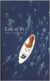 book cover of Life of PI