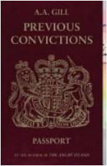 book cover of Previous Convictions