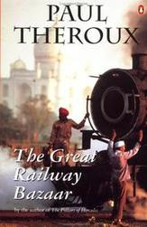 book cover of The Great Railway Bazaar