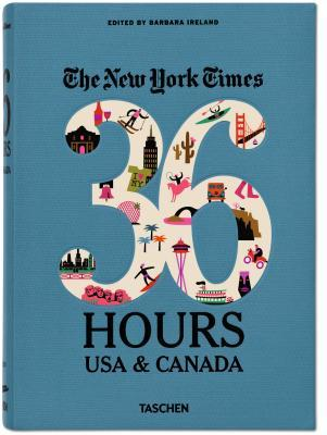 book cover of 36 Hours USA & Canada