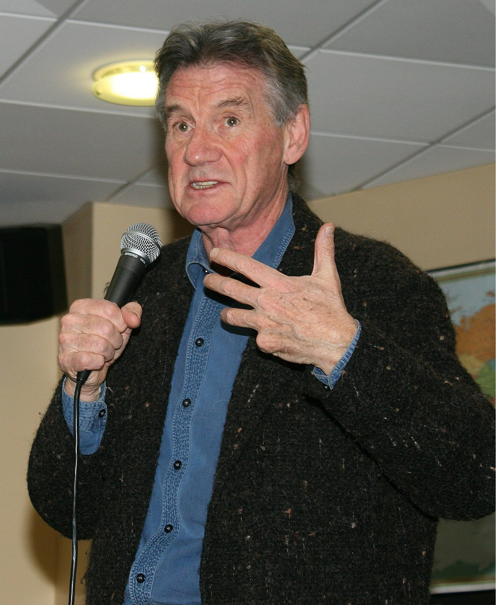 photo of Michael Palin