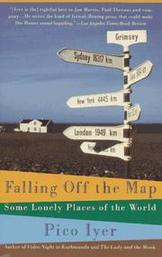book cover of Falling Off the Map