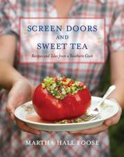 book cover of Screen Doors and Sweet Tea