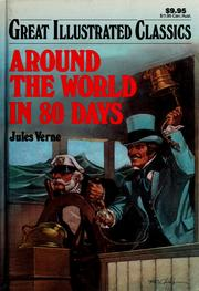 book cover of the original Around the World in 80 Days