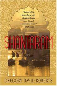 book cover of Shantaram