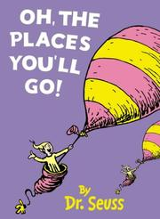 book cover of Oh, the Places You'll Go