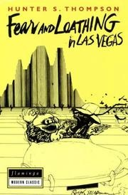 book cover of Fear and Loathing in Las Vegas