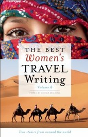book cover of The Best Women's Travel Writing 2012