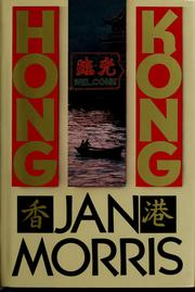 book cover of Hong Kong