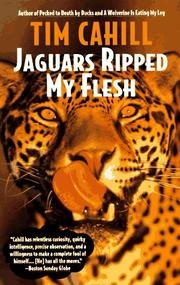 book cover of Jaguars Ripped My Flesh