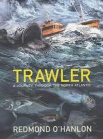book cover of Trawler