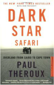 book cover of Dark Star Safari