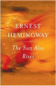 book cover of The Sun Also Rises