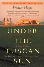 book cover of Under the Tuscan Sun