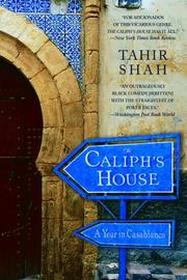 book cover of The Caliph's House