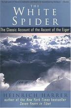 book cover of The White Spider