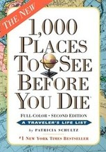 book cover of 1000 Places to See Before You Die