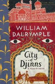 book cover of City of Djinns