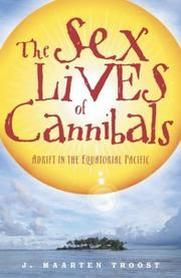 book cover of The Sex Lives of Cannibals