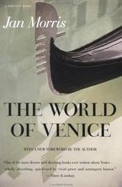 book cover of The World of Venice