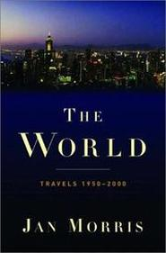 book cover of The World by Jan Morris