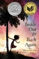 book cover of Inside Out & Back Again