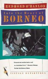 book cover of Into the Heart of Borneo