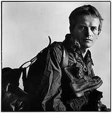 photo of Bruce Chatwin