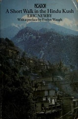 book cover of A Short Walk in the Hindu Kush