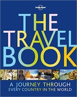 book cover of The Travel Book by Lonely Planet