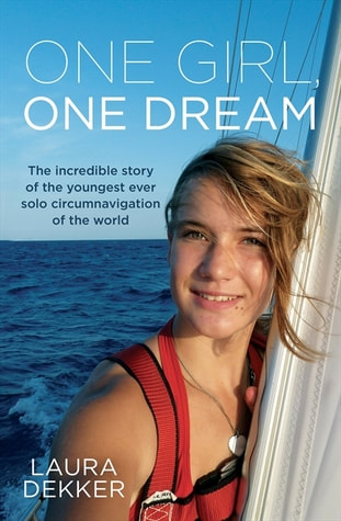 book cover for One Girl One Dream