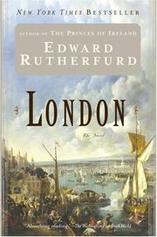 book cover of London: The Novel