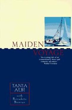 book cover for Maiden Voyage