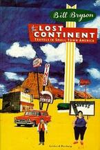 book cover for The Lost Continent