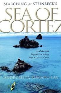 book cover of Searching for Steinbeck's Sea of Cortez