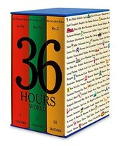 book cover of 36 Hours by the New York Times