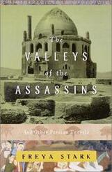 book cover of The Valleys of the Assassins