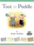 book cover of Toot & Puddle