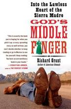 book cover of God's Middle Finger