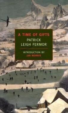 book cover of A Time of Gifts