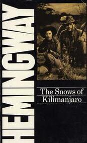 book cover of The Snows of Kilimanjaro