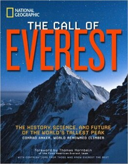 book cover of The Call of Everest