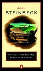 book cover of Travels with Charley