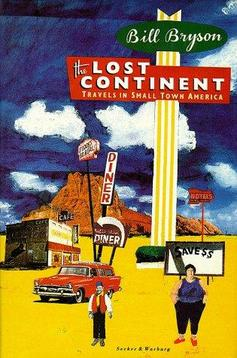 book cover of The Lost Continent