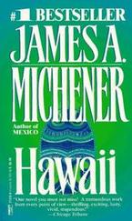 book cover of Hawaii by James Michener