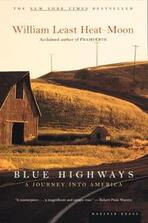 book cover for Blue Highways