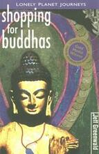 book cover for Shopping for Buddhas