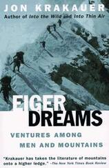 book cover of Eiger Dreams