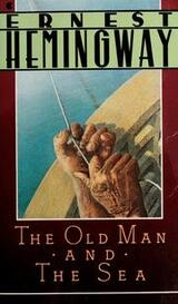 book cover of The Old Man and the Sea
